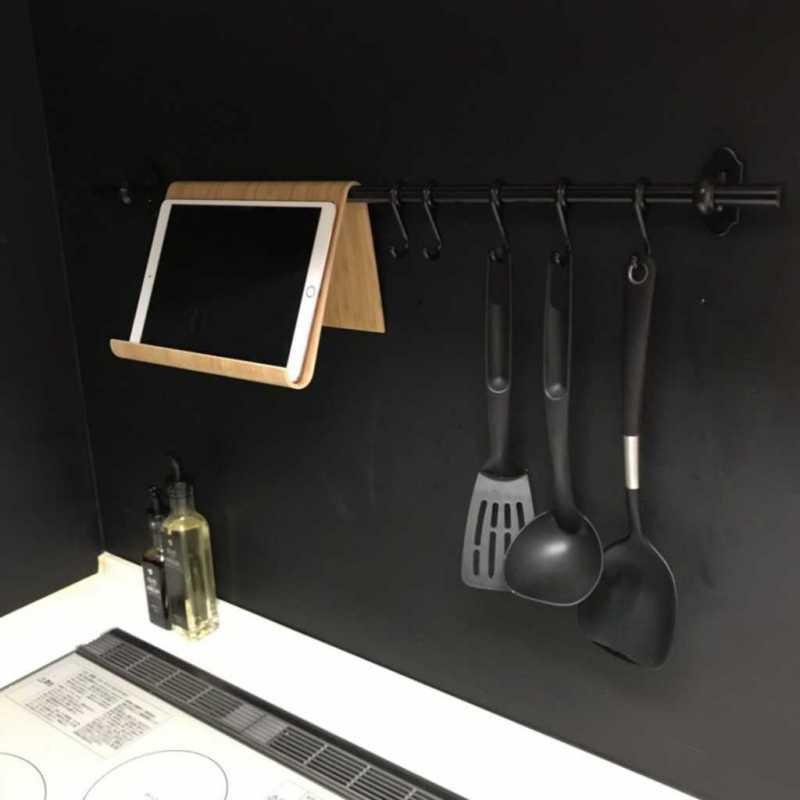 Apple iPad Pro(第2世代)10.5インチタブレット料理の時に使っている様子