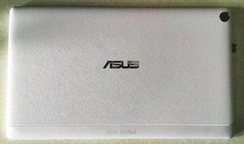 ASUS:ZenPad 8.0 2万円台の映像美と高音質にこだわった8インチ