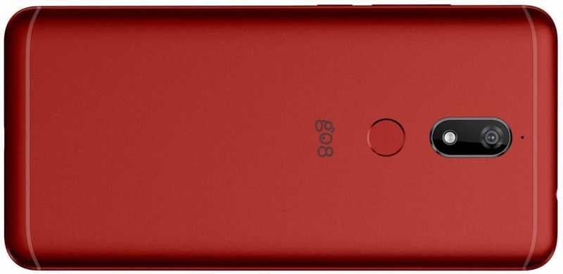 goo g08スマートフォン(SIMフリー)のスペック
