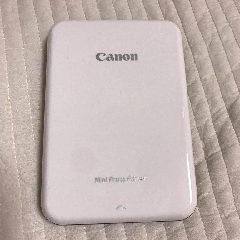 Canon:iNSPiC PV-123|1万円台のモバイルフォトプリンター