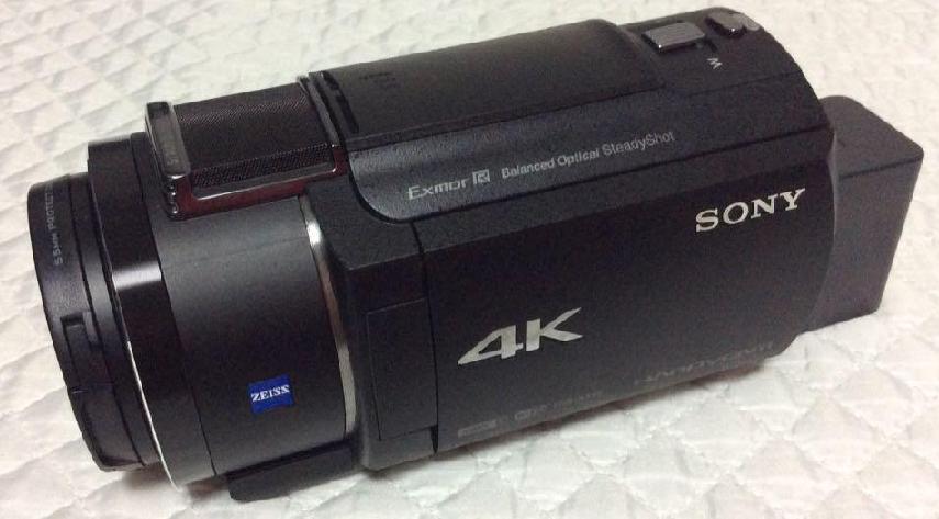 SONY FDR-AX45ビデオカメラ本体