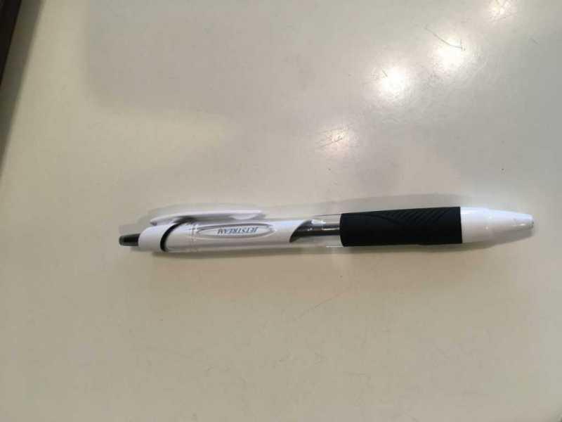 ボールペン(uni ジェットストリーム0,5mm)