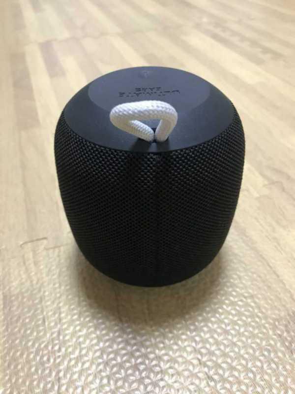 Ultimate Ears UE WONDERBOOM(WS650)スピーカーの裏側