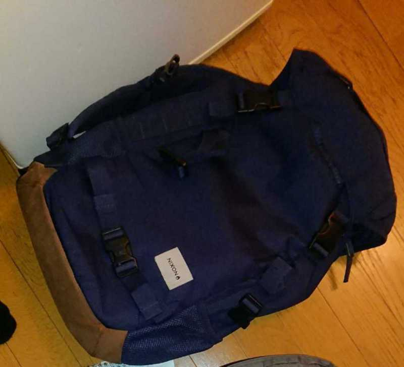 バックパック(NIXON JP Small Landlock Backpack NC56)