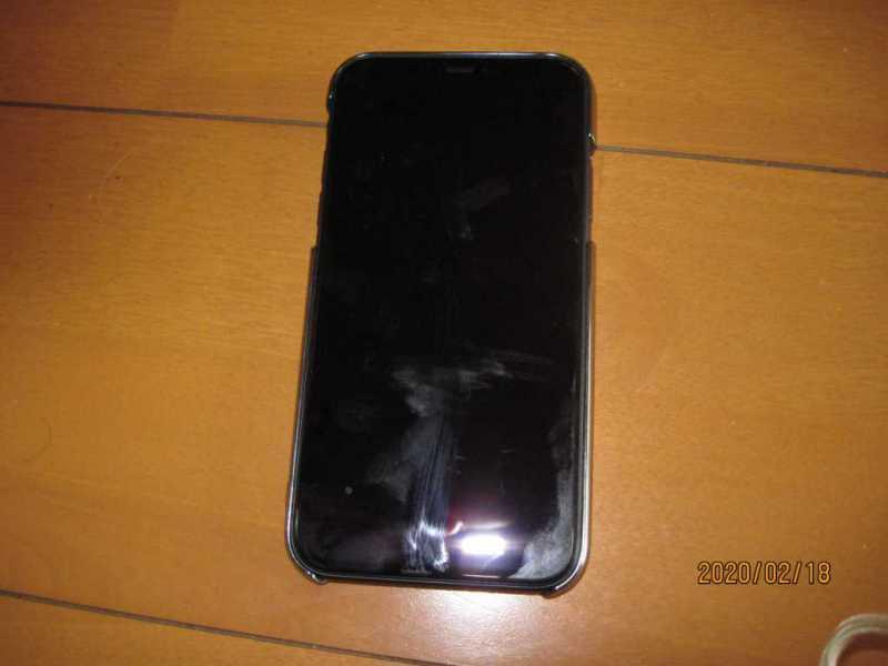 Apple iPhone 11 Proスマートフォン(SIMフリー)のディスプレイ