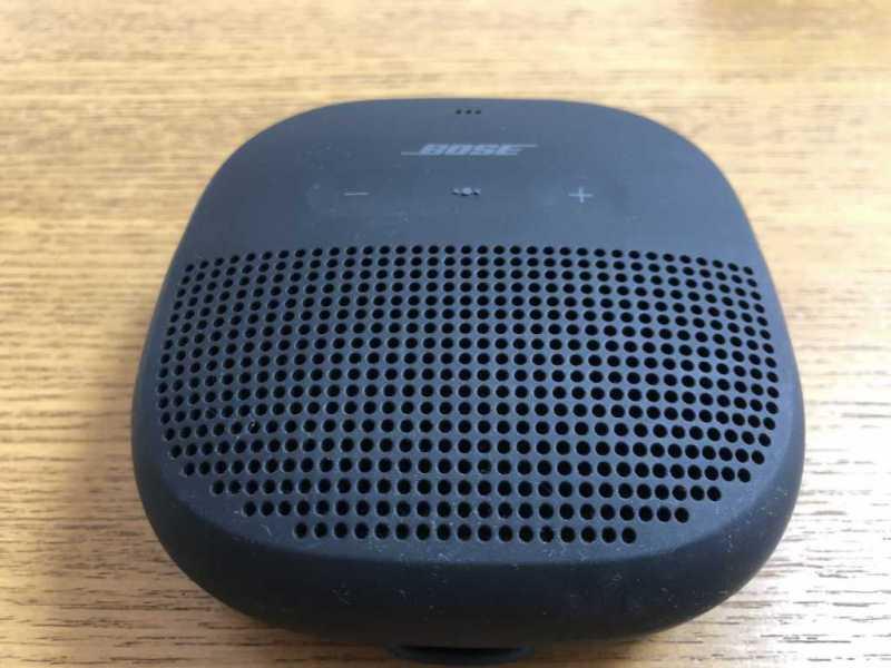 Bose SoundLink Micro Bluetooth speakerスピーカーの本体