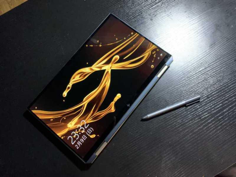 HP:Spectre x360 13|12万円台の高性能で洗練されたデザイン