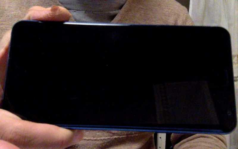 LG Q Stylusスマートフォン(SIMフリー)本体のディスプレイ画面