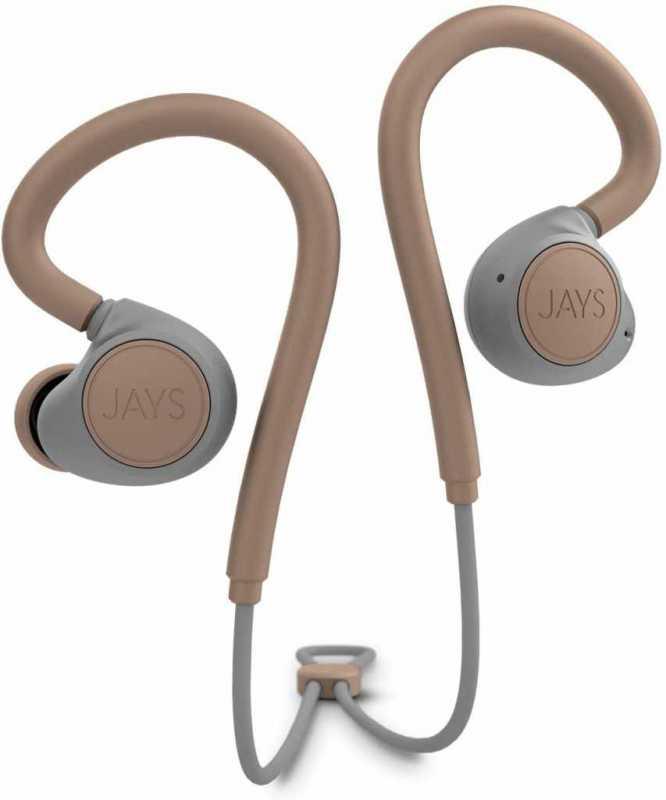 JAYS m-Six Wireless JS-MSWワイヤレスイヤホンのスペック