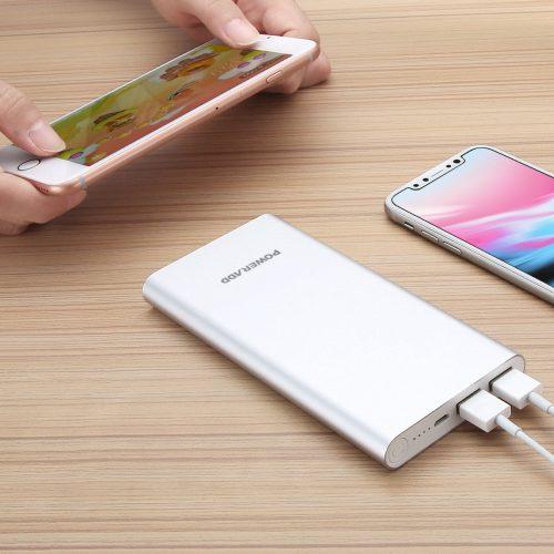 モバイルバッテリーの容量