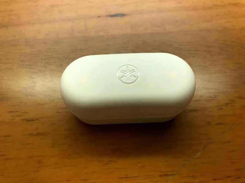 ヤマハ Empower Lifestyle TW-E3Aワイヤレスイヤホンの充電ケース