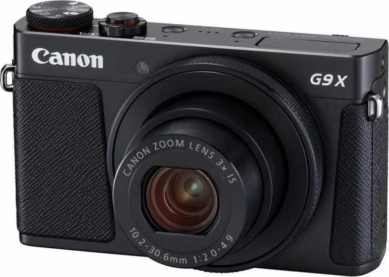 Canon PowerShot G9 X Mark IIデジタルカメラのスペック
