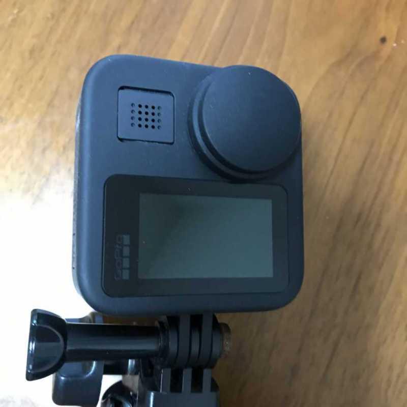 GoPro MAXアクションカメラの液晶モニター