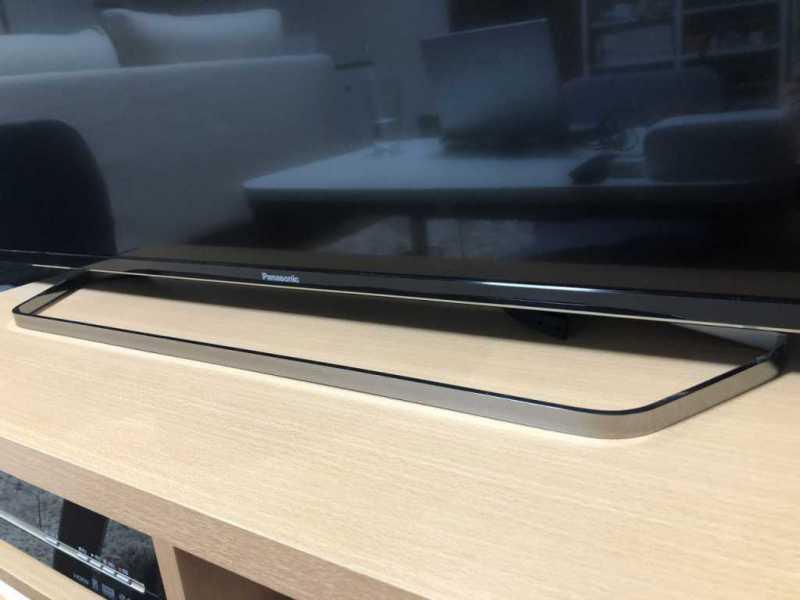 Panasonic TH-49EX850(49インチ)液晶テレビのスタンド