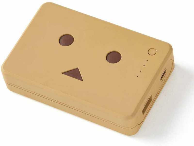 cheero Power PlusのDANBOARDシリーズのモバイルバッテリー|ダンボー好きなら!