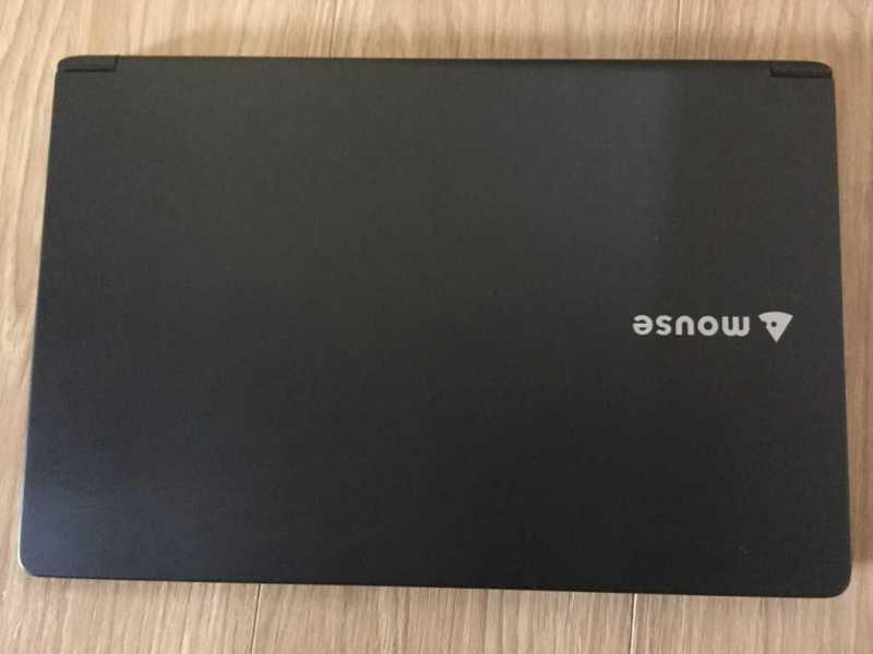ノートパソコン(マウスコンピューター m-Book X400S)