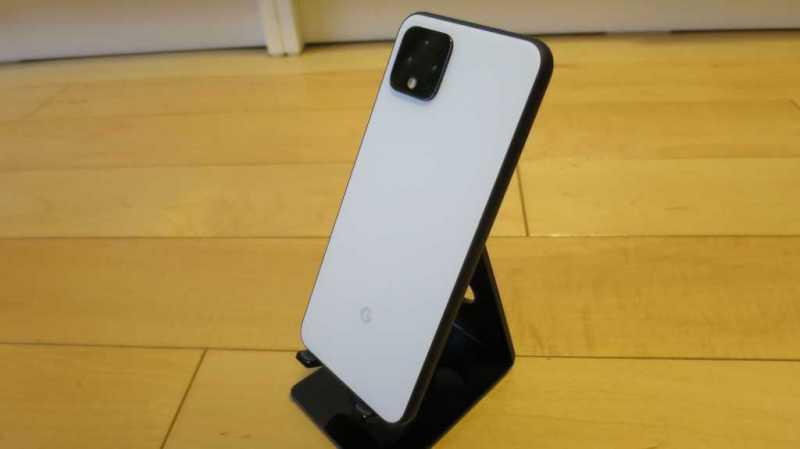 Google Pixel 4スマートフォン(SIMフリー)のカメラ