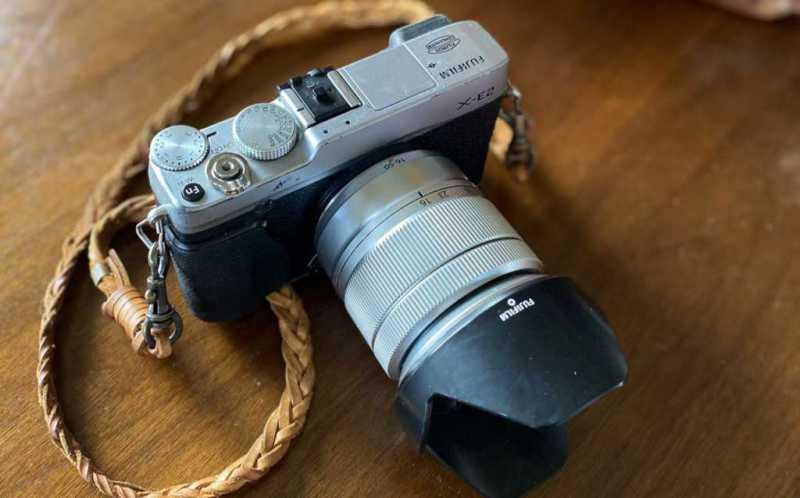 デジタルカメラ:富士フイルム X-E2