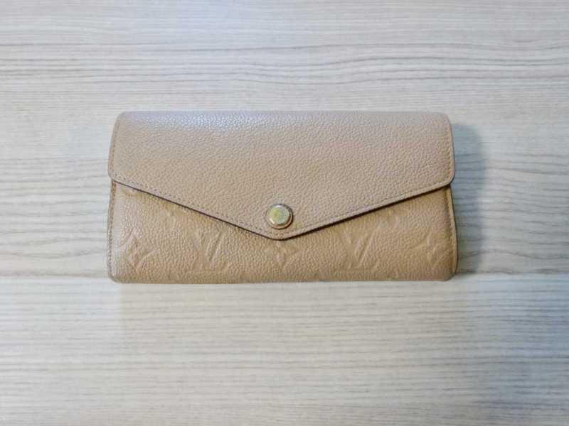 長財布(ルイヴィトン ポルトフォイユ・サラ M68708)