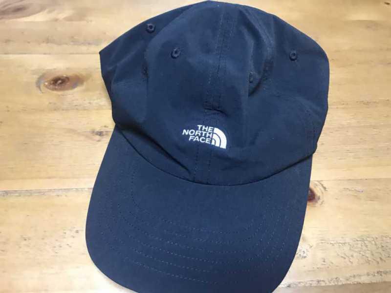 帽子:ゴアテックキャップ(ノースフェイス)