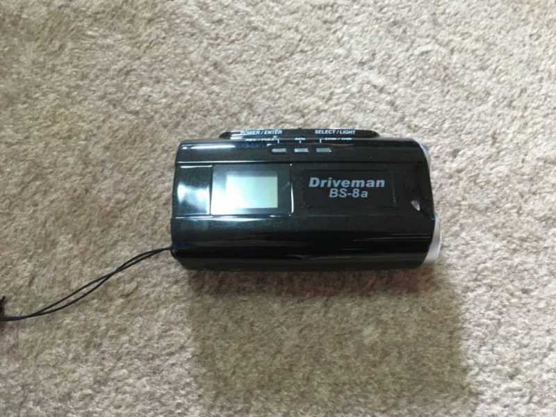 アサヒリサーチ Driveman BS-8aビデオカメラ本体