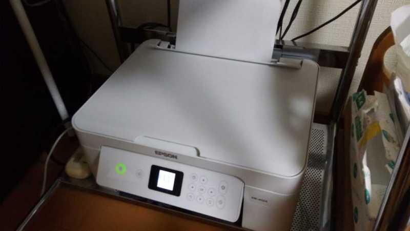 EPSON:Colorio EW-452A|1万円台のA4カラーインクジェット