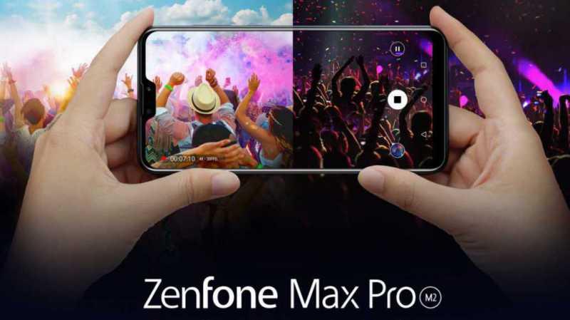 ASUS「Zenfone Max Pro M2(ZB631KL)」|3万代のコスパの良いバランスのとれたモデル