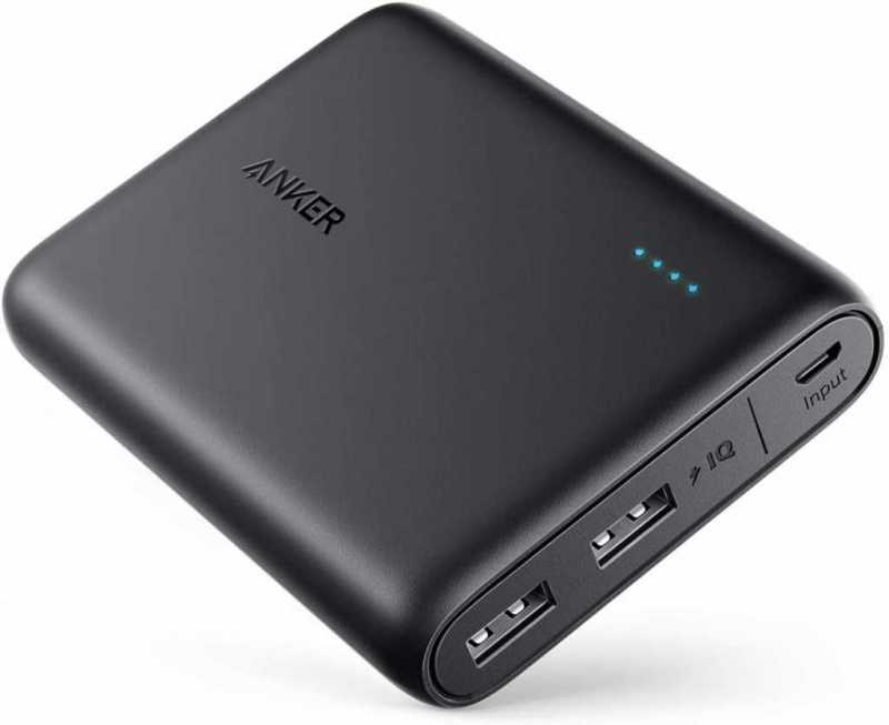 Anker PowerCore 13000モバイルバッテリーのスペック
