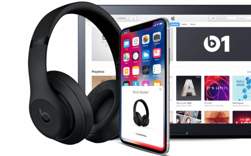 Beats:studio3 wireless|3万円台のノイズキャンセリング機能搭載で低音が心地よい