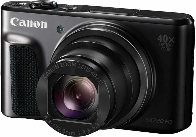 Canon Power Shot SX720 HSデジタルカメラのスペック