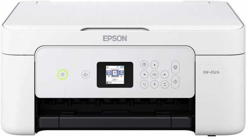 エプソン カラリオ EW-452Aプリンターのスペック