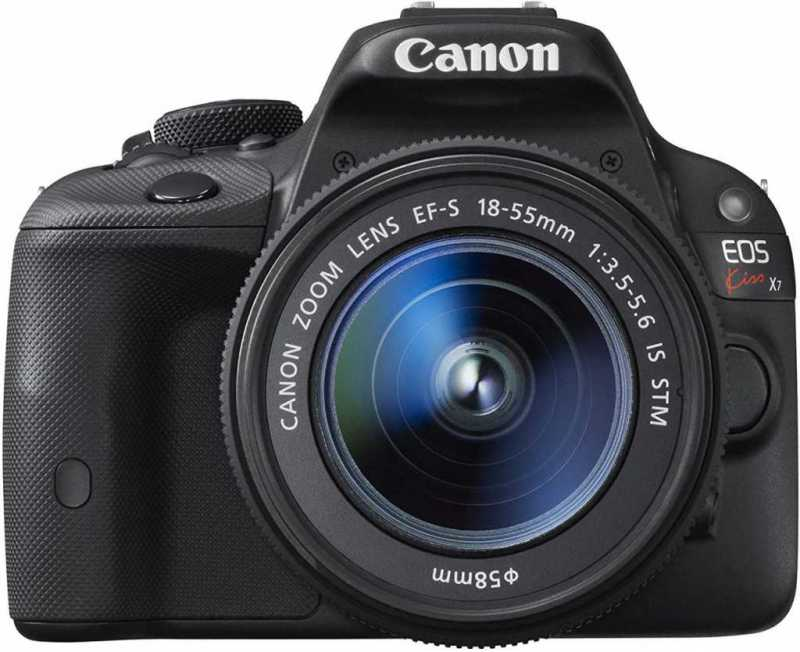 キャノン EOS Kiss X7デジタルカメラのスペック