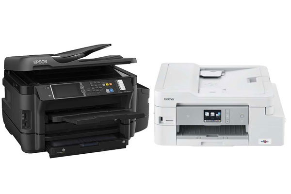 家庭用プリンターの印刷方式の違い
