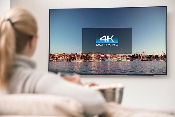 液晶テレビを4Kチューナーが内蔵されているか