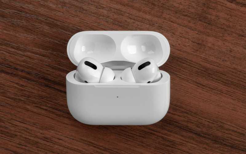 Apple:AirPods Pro(MWP22J/A)|AirPodsに+5,000円でハイエンドモデルにグレードアップできる