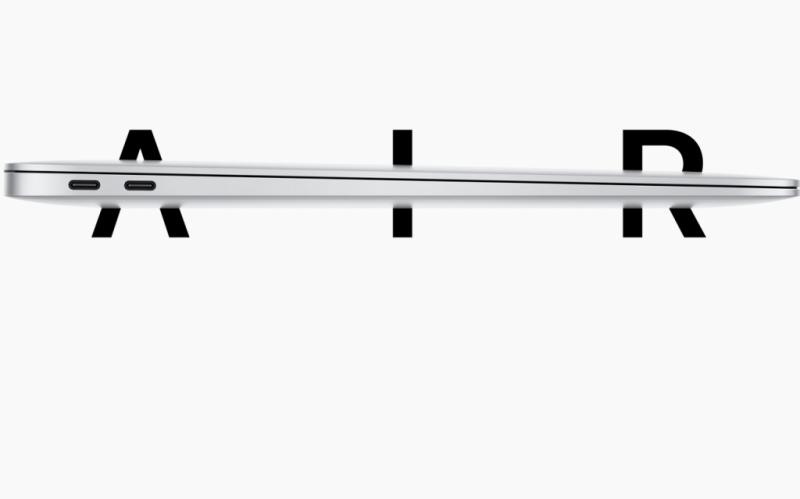 Apple MacBook Air (Retina, 13-inch, 2020) ノートパソコンのスペック
