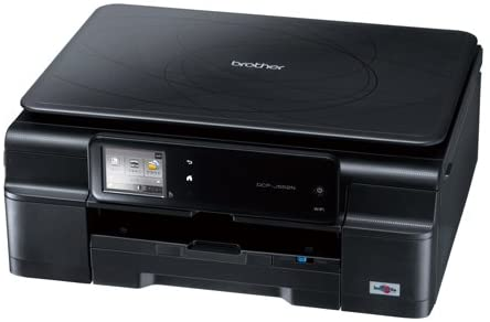 BROTHER  DCP-J552Nプリンターのスペック