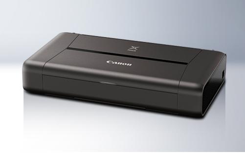 Canon:PIXUS iP110|2万円台のA4カラーモバイルプリンター