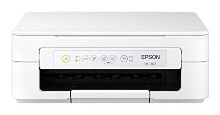 EPSON:Colorio EW-052A|7,000円台ののA4カラーインクジェット