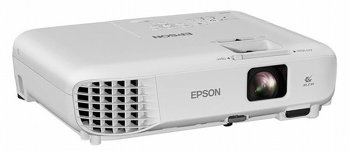 EPSON:dreamio EB-W05|6万円台のバランスの良い家庭用プロジェクター