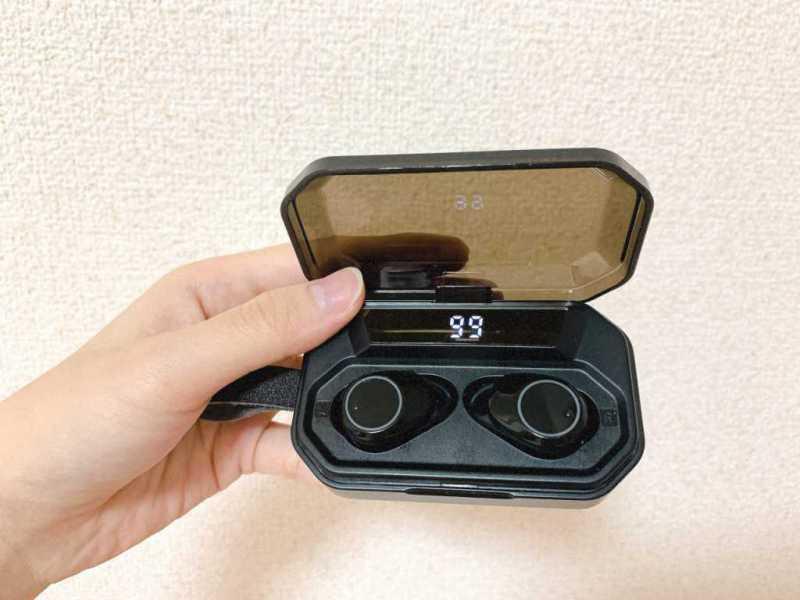 Jawwei Bluetooth イヤホン CVC8.0ワイヤレスイヤホン本体