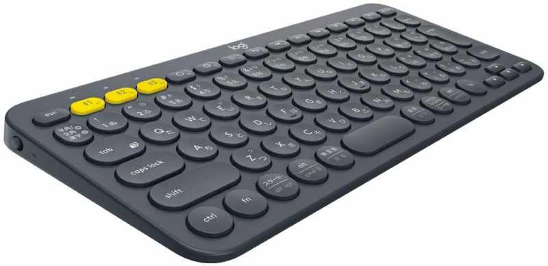 Logicool:K380|4,000円台のマルチデバイスBluetoothキーボード