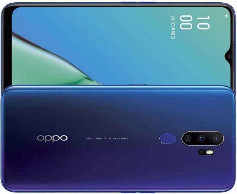 OPPO A5 (2020)スマートフォン(SIMフリー)のスペック