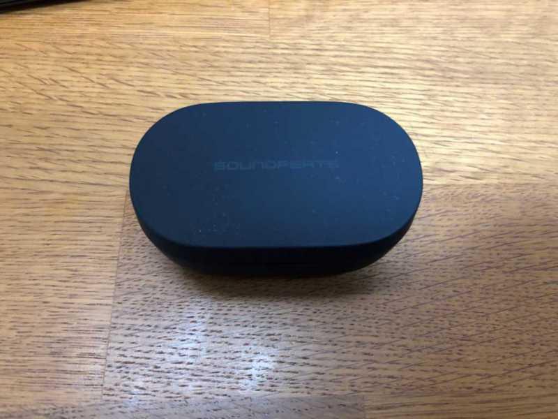 SoundPEATS Truengine 3SEワイヤレスイヤホンの充電ケース
