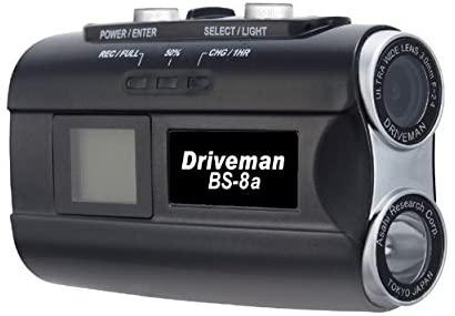 アサヒリサーチ Driveman BS-8aビデオカメラのスペック