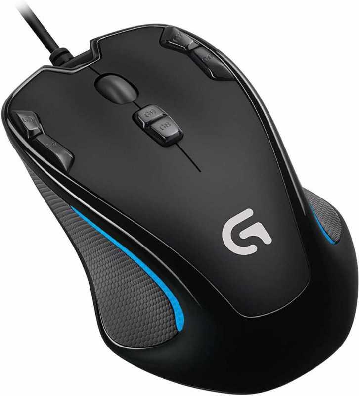 ロジクール G300sゲーミングマウスのスペック