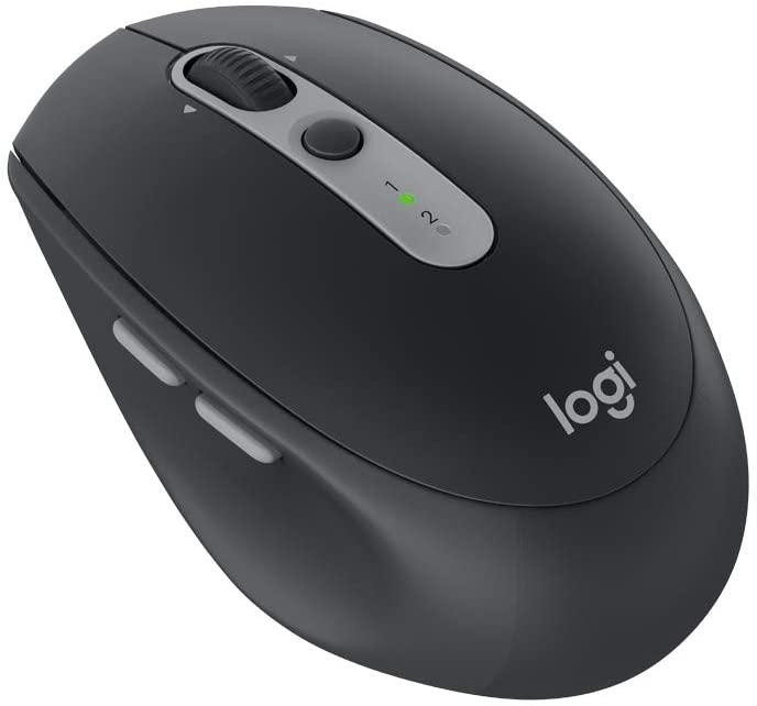 ロジクール M590 Multi-Device Silent Wireless Mouseマウスのスペック