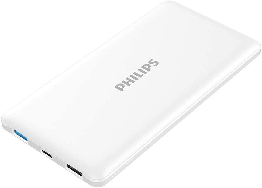 PHILIPS 10000mAh DLP6712N/11モバイルバッテリーのスペック