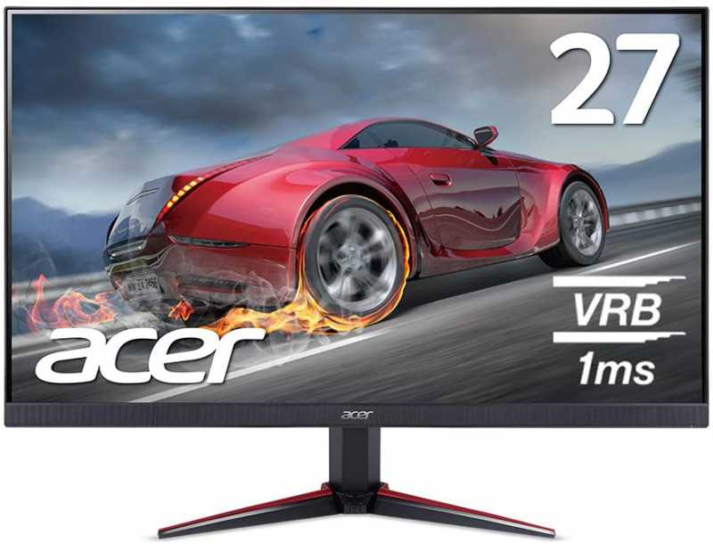 Acer VG270bmiixゲーミングモニターのスペック