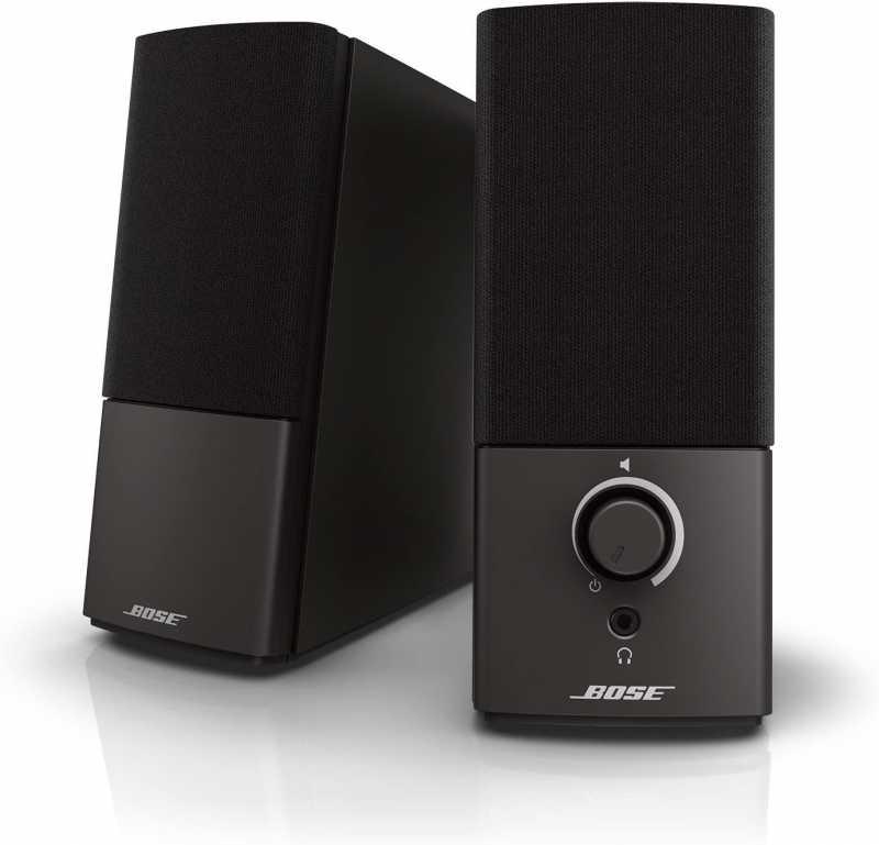 Bose Companion 2 Series III multimedia speaker systemスピーカーのスペック